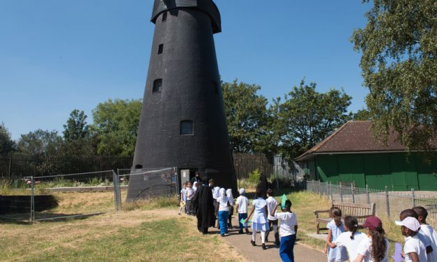 Brixton Windmill Trip for Year 2