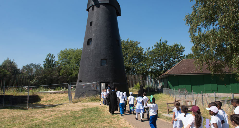 Brixton Windmill Trip for Year 2