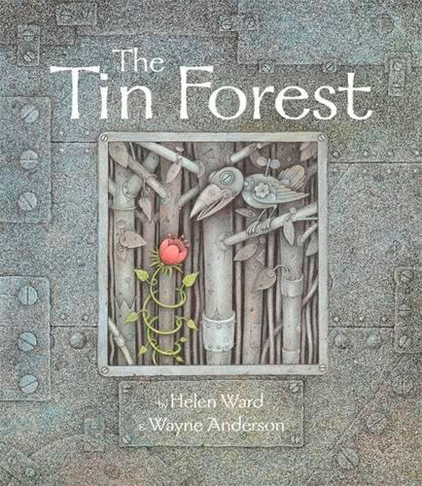The Tin Forest book cover