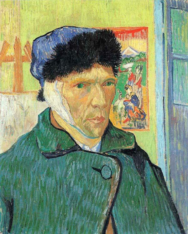 Van Gogh portrait