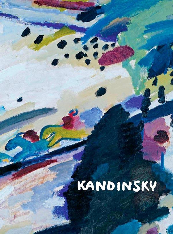 Poster for the artist Kandinsky.