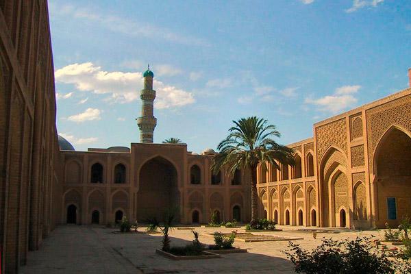Image of Baghdad.