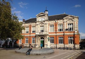 Brixton Library visit for the TFL art project – Year 3 @ Brixton Library | England | United Kingdom