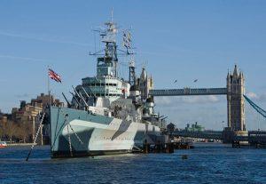 HMS Belfast Visit – Year 6 @ HMS Belfast | United Kingdom