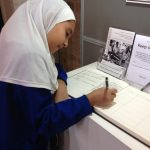 Year 6 visit Windrush Exhibition
