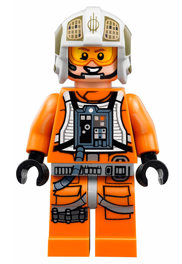 Star Wars Lego figure.