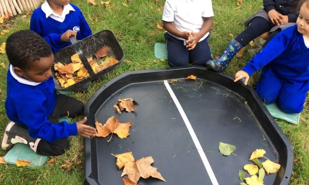 Learning maths outside