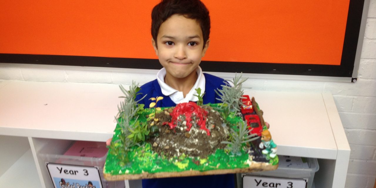 Volcano projects…!