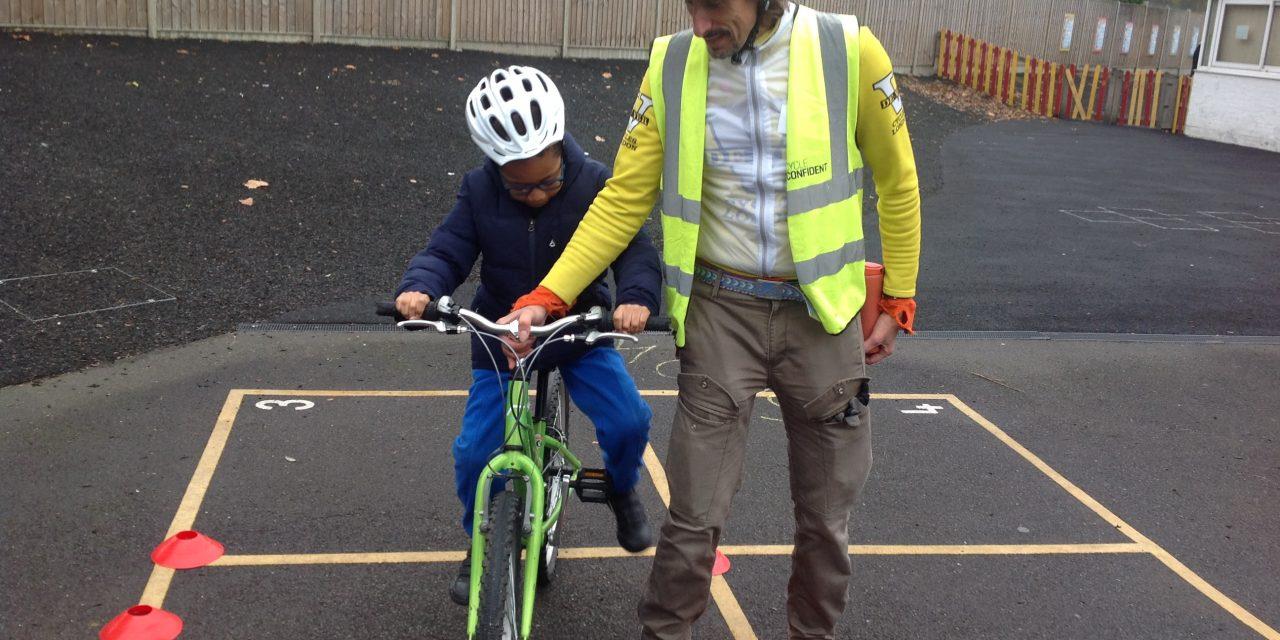 BikeSmart Iqra Day 23.11.18
