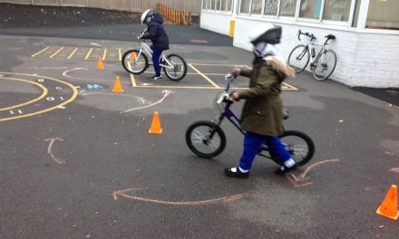 Year 2 Loves Cycling!