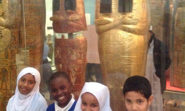 Year 3 trip to British Museum