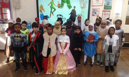 Book Character Day at Iqra!