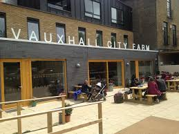 Coming Up Trip to Vauxhall City Farm!