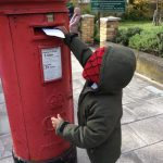 The Jolly Postman Walk…