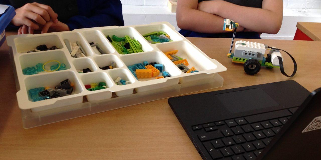 Lego Wedo 2.0 in Year 6
