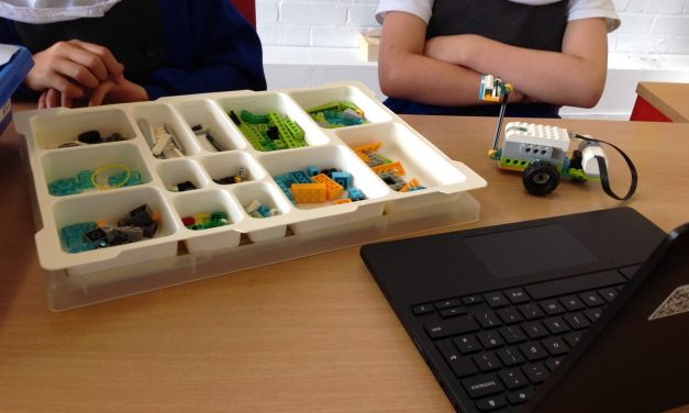 Lego Wedo 2.0 in Year 6