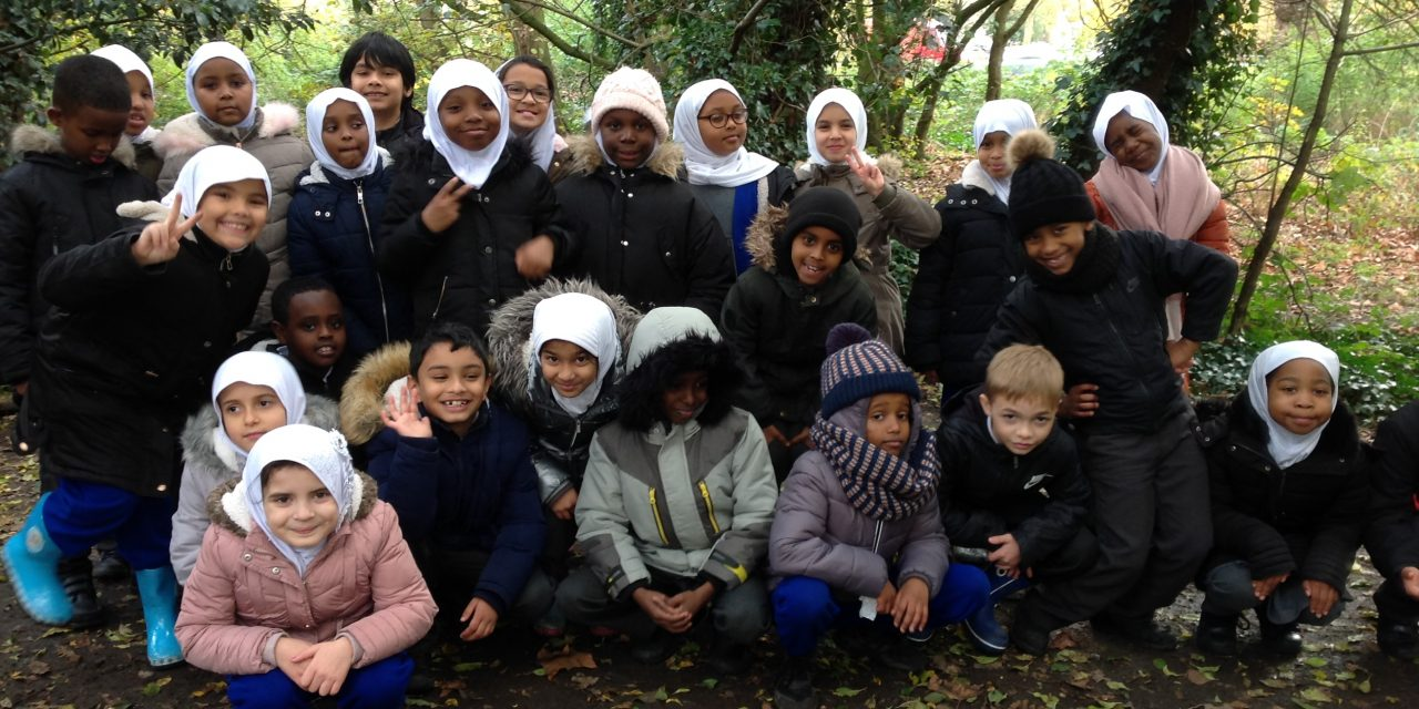 Year 3 Forest School!
