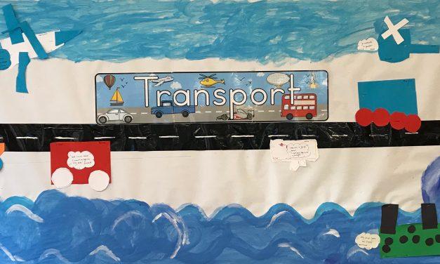 Nursery Topic: Transport