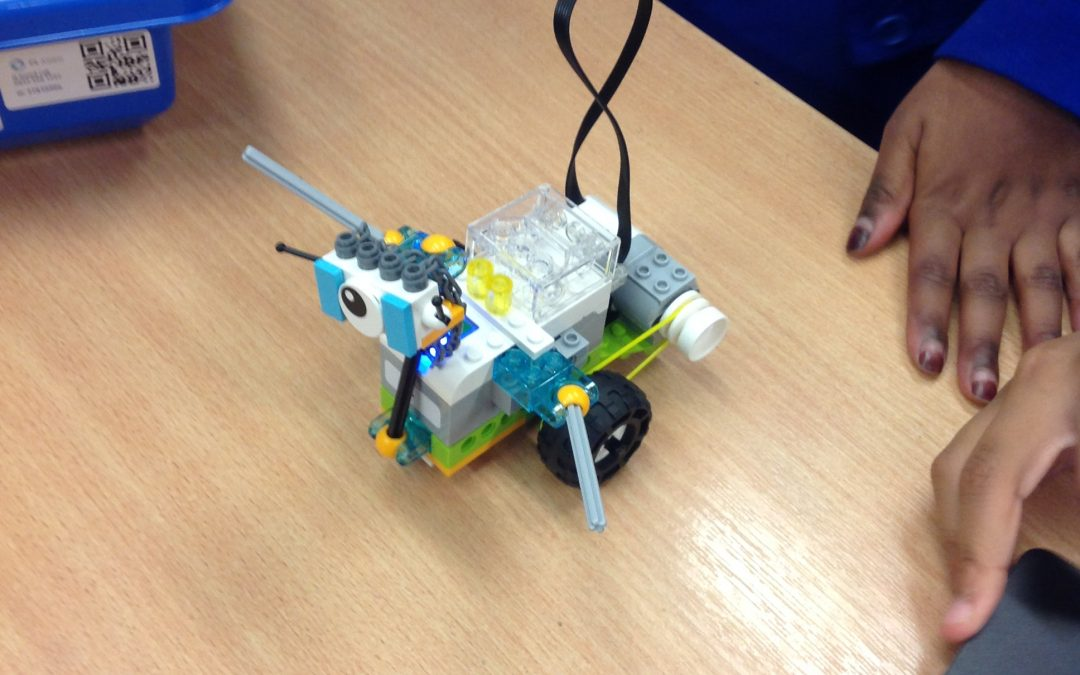 LEt's GO make LEGO !