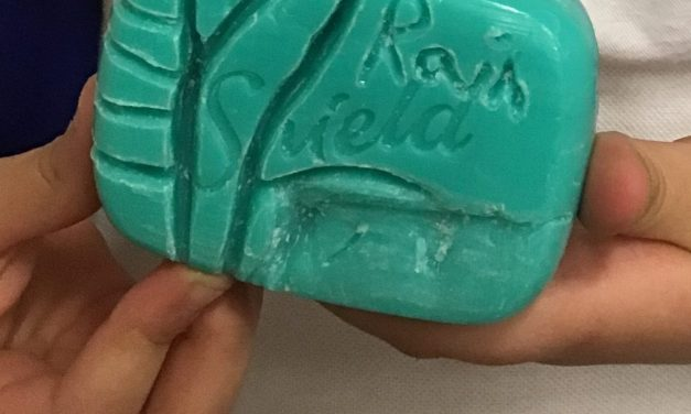 Sculpting with Soap