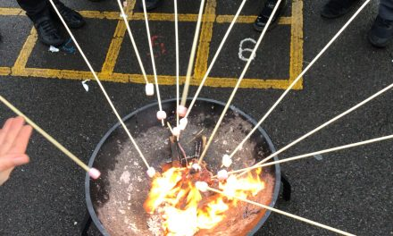 Campfire Chronicles in Year 3! ?