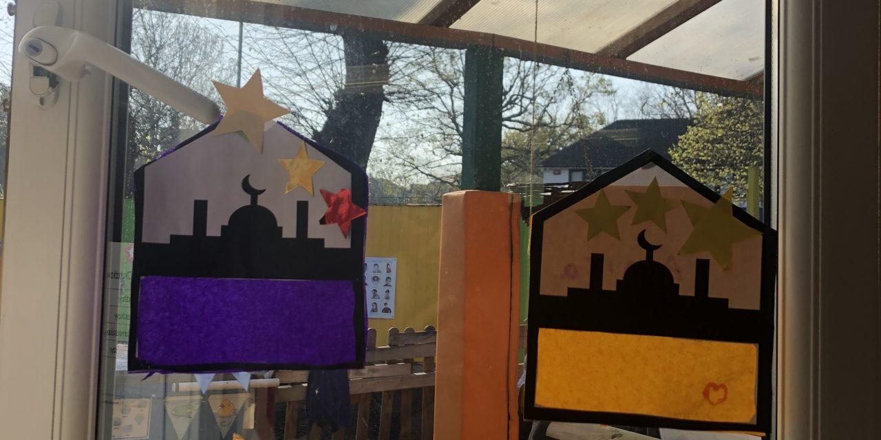 Light catchers and Lanterns: Ramadan in Reception