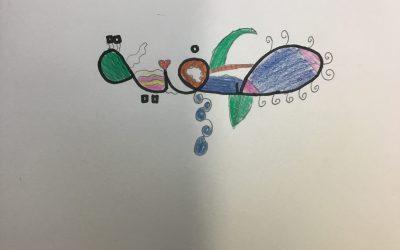 Year 5's Islamic Calligraphy!
